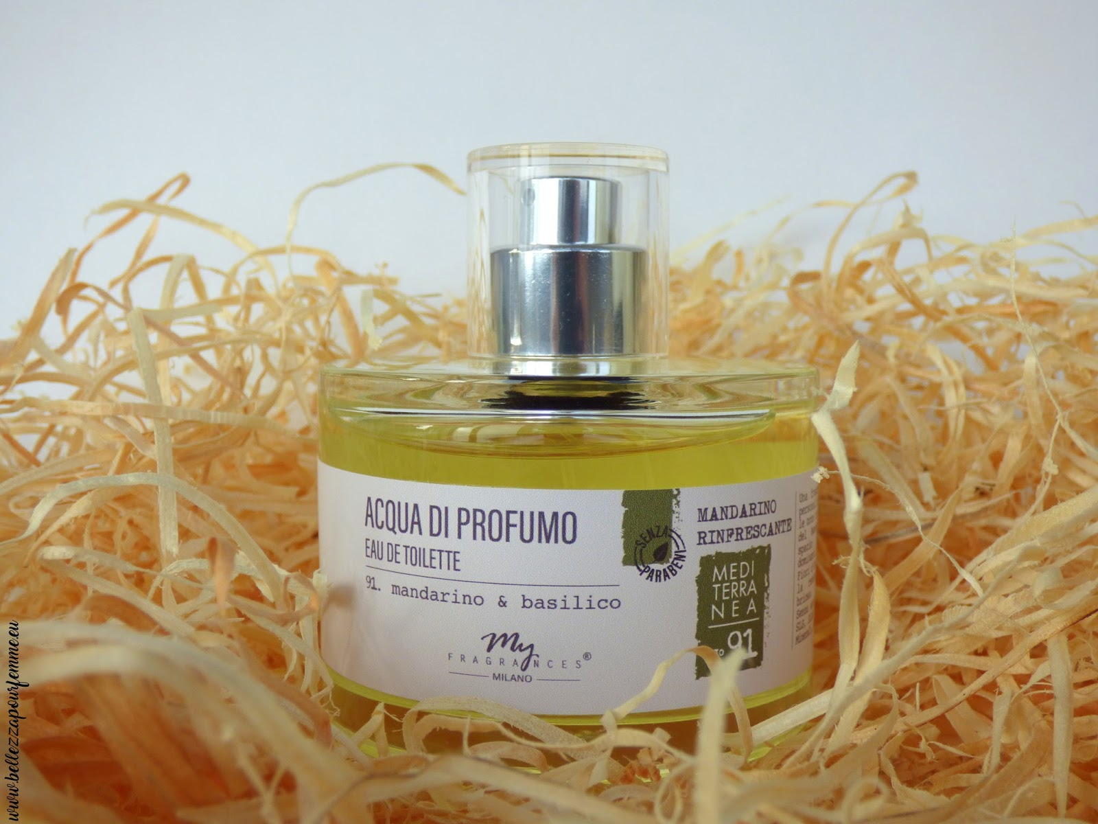 Aromaterapia in casa con My Fragrances