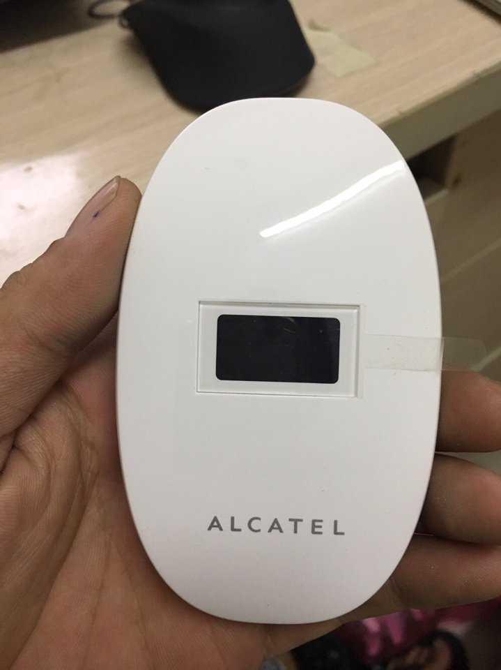 Thiết bị phát wifi từ sim 3G One Touch Alcatel Y580 giá rẻ