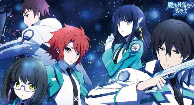 Mahouka koukou no Rettousei - Top Anime Where the Main Character is Underestimated