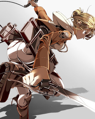 attack on titan annie