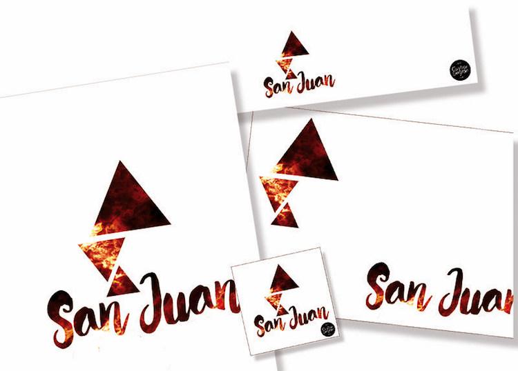 Imprimible Noche de San Juan