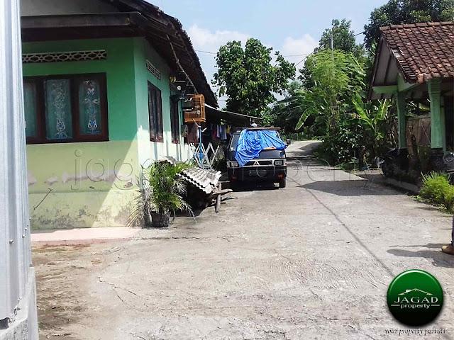 Rumah Siap Bangun di Purwomartani