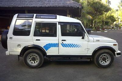Tipe-tipe Suzuki Katana Indonesia