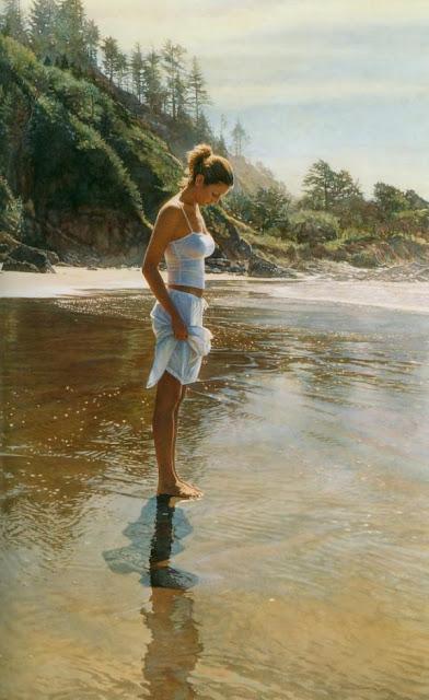 steve hanks watercolor artists