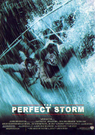 The Perfect Storm 2000 Dual Audio Hindi 400MB BluRay 480p x264 ESubs Download , Watch online
