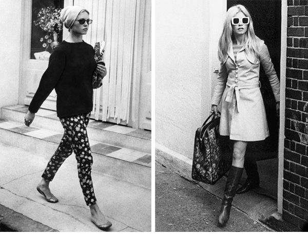 Love Story Brigitte Bardot and Gigi Rizzi by Cool Chic Style Fashion