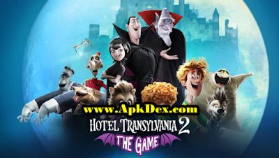 Hotel Transylvania 2 Mod Apk