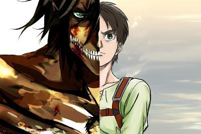 Siapa Sih Yang Gak Tau Karakter Ini Jika Menyukai Anime Attack On Titan Pasti Semua Udah Kan Yosh Dia Adalah Eren Jeager Anak Dari Grisha