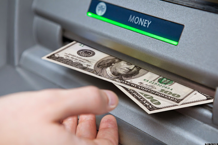 Ninth Grade Students Hack ATM during School Lunch Break
