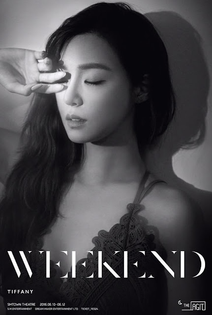 weekend snsd tiffany