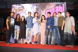 Actress Sonakshi Sinha at the Song Launch of Film Noor  0065.JPG