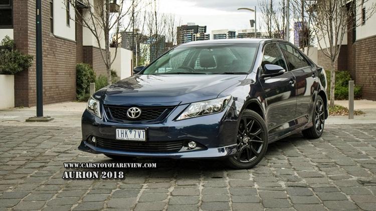 2018 Toyota Aurion XV40 Exterior