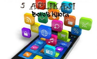 5 Urutan Aplikasi Android Yang Boros Kuota