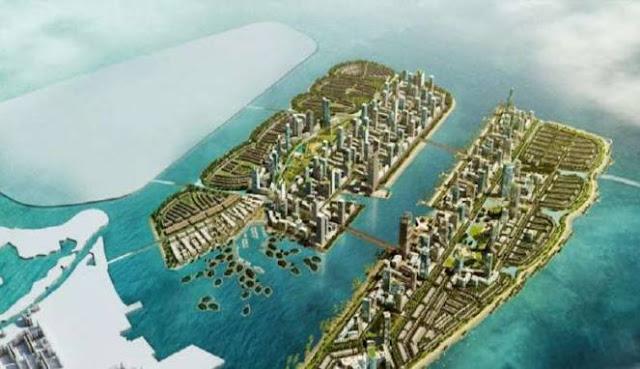 Wow, Tak Banyak Diberitakan, Dua Menara Agung Podomoro di Pulau Reklamasi Sudah Terjual