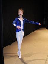 New Zealand Ballet Boy