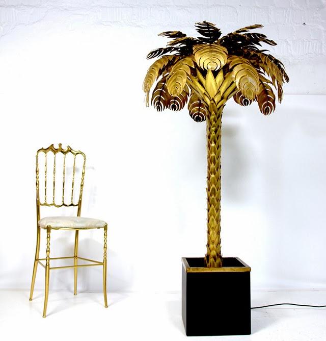 Lampe Palmier Jansen