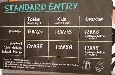 Indoor playground di Kuala Lumpur