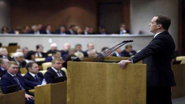 Rusia denuncia que EE.UU. busca destruir su sistema político
