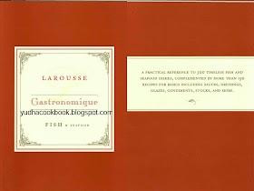 LAROUSSE GASTRONOMIQUE - FISH & SEAFOOD