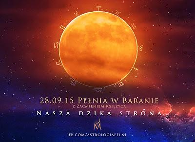 czerwony księżyc zaćmienie 2015