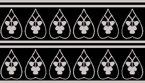 Textile Design Art Design Textile Print Border