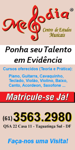 logo Melodia Centro de Estudos Musicais