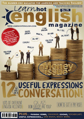 Hot English Magazine - Number 178