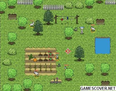 Play Crop Defenders Game