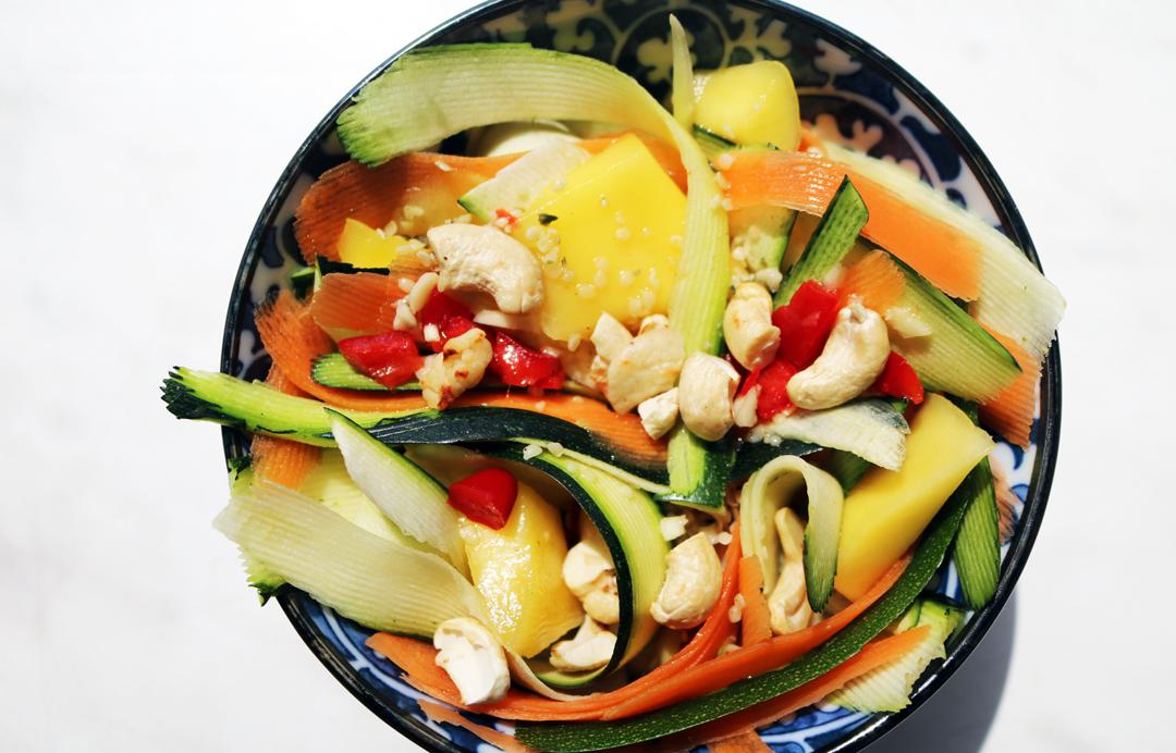 Sunny Thai Salad recipe