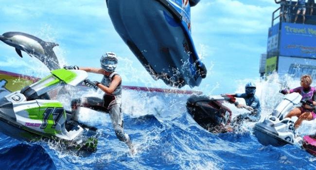 تحميل لعبة سباق الدراجات النهرية Aqua Moto Racing Utopia