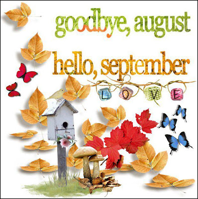 Καλό μήνα Σεπτέμβριο