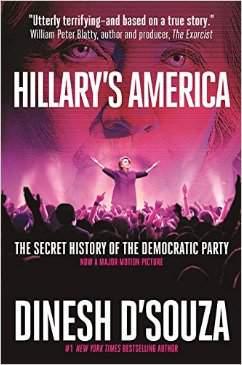Hillary's America book cover