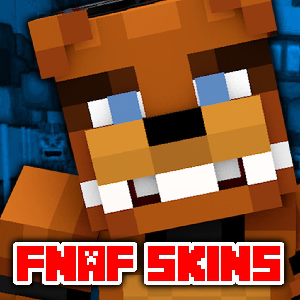 Abtmobi App Pro FNAF Skins For Minecraft Pocket Edition - Skins para minecraft pe de fnaf