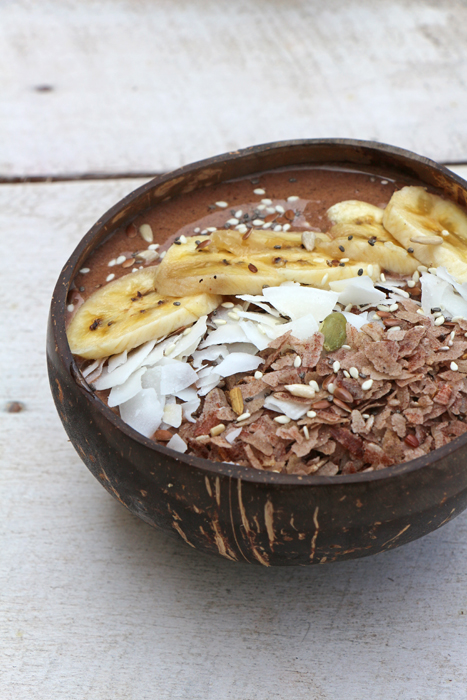 Coco Loco Mirissa - Smoothie Bowl