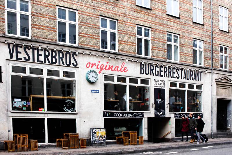 Vestebro, Vesterbrogade, København, Denmark