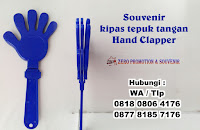 Cheering Stick – Clapper Stick, Jual Hand Clapper, kipas tepuk tangan, Kipas Promosi Plastik PP / PPC, Hand Clapping Noise, Mini Clapper Promotion, pp clapper Promosi, hand clapper