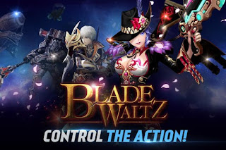 Download Blade Waltz Apk v1.7.1 Mod (High Attack)