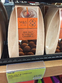 marks and spencer salt and vinegar caramels