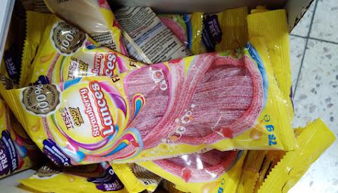 Żelki, Candy Carnival, Tesco