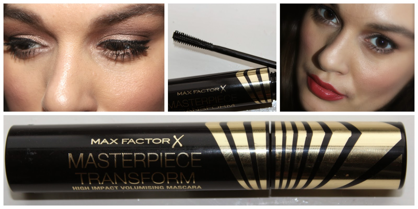 Beautiful Me Plus You Max Factor Masterpiece Transform High Impact Volumising Mascara Review