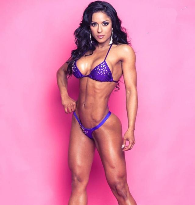 Fitness Model and IFBB Athlete Maria Paulette