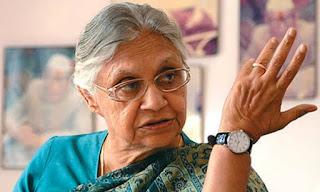 Sheila Dikshit denies rahul gandhi allegation on narendra modi