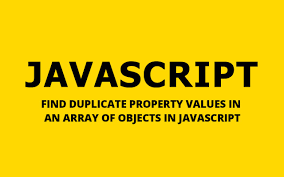 how to delete duplicates in array javascript