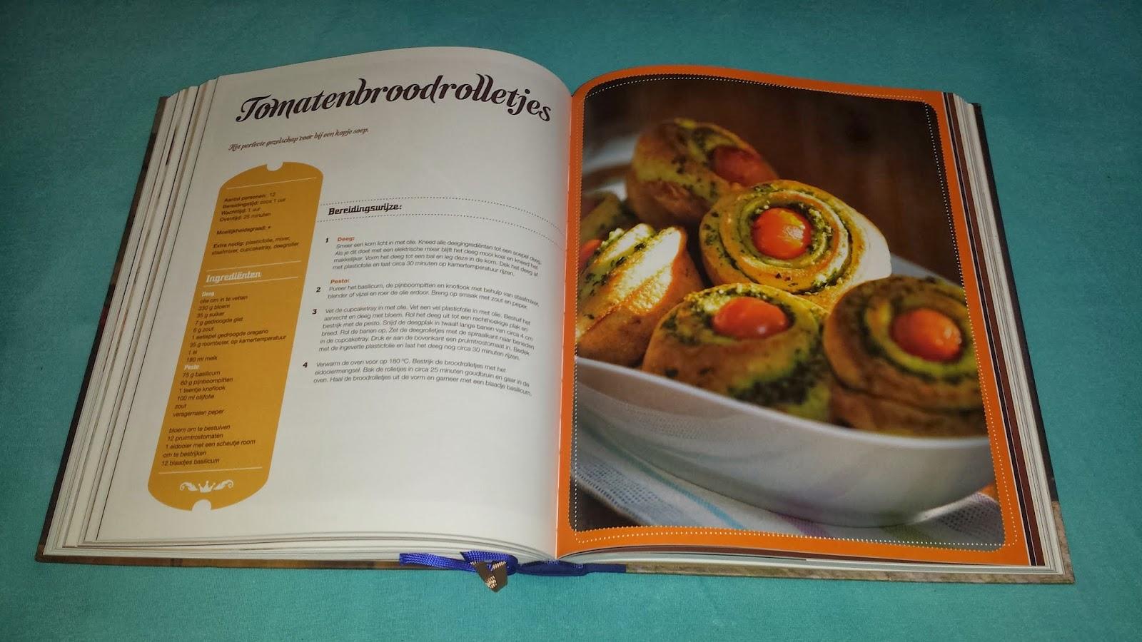 Hedendaags Kookboek Rudolph's Bakery - Miszbloggie FE-53