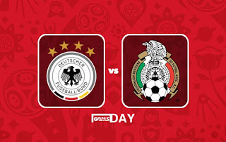 Germany vs Mexico – Highlights & All Goals