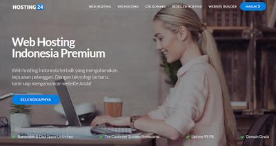 web hosting berkualitas murah