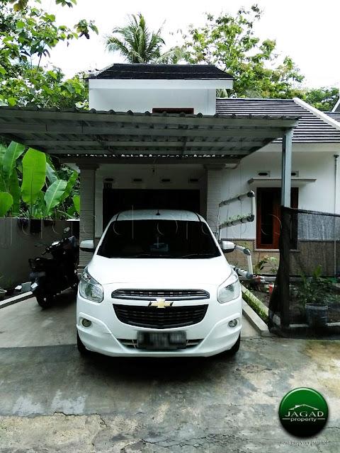 Rumah Modern Minimalis jalan Wates Km 8 dekat BMKG