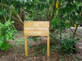 The Krishnamurti Centre