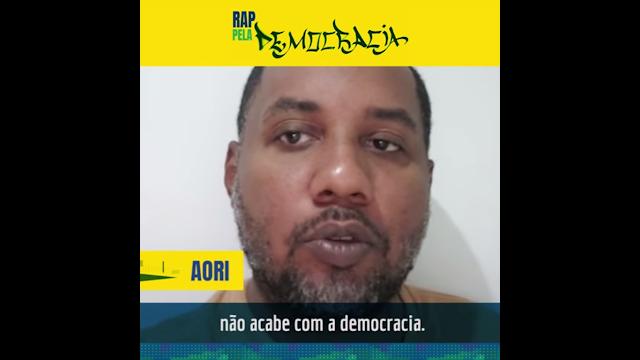 #RapPelaDemocracia - Artistas do rap e do Hip Hop se unem em prol da DEMOCRACIA