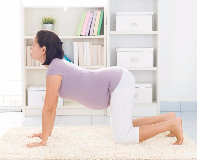 Lower back pain - back pain - always stretching 2
